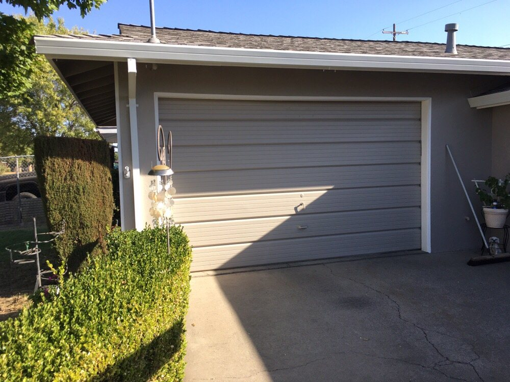 Andrew s overhead door 11 photos garage door services for Sacramento garage doors