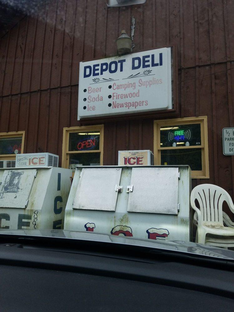Depot Deli: 64 Miles Rd, Copake Falls, NY