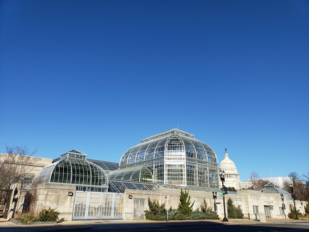 United States Botanic Garden: 100 Maryland Ave SW, Washington, DC, DC