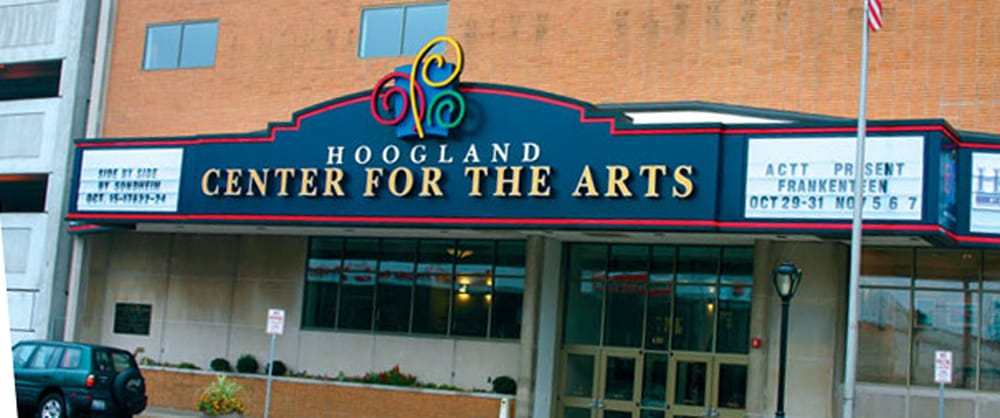 Hoogland Center For the Arts: 420 S 6th St, Springfield, IL