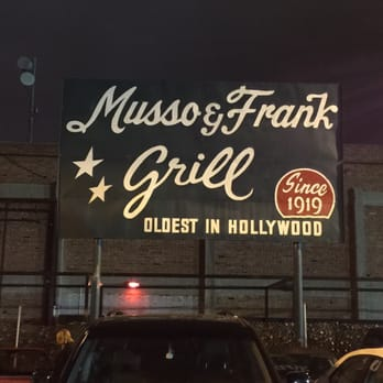 Musso frank grill 784 photos 876 reviews seafood 6667 hollywood blvd hollywood - Musso and frank grill hollywood ...