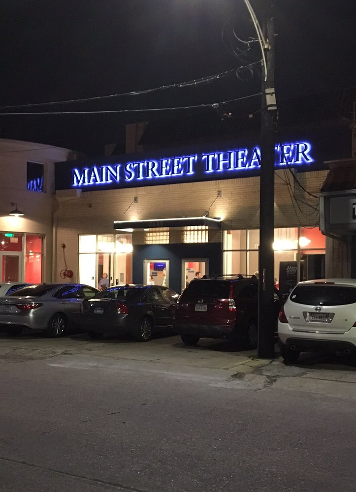 Main Street Theater: 2540 Times Blvd, Houston, TX