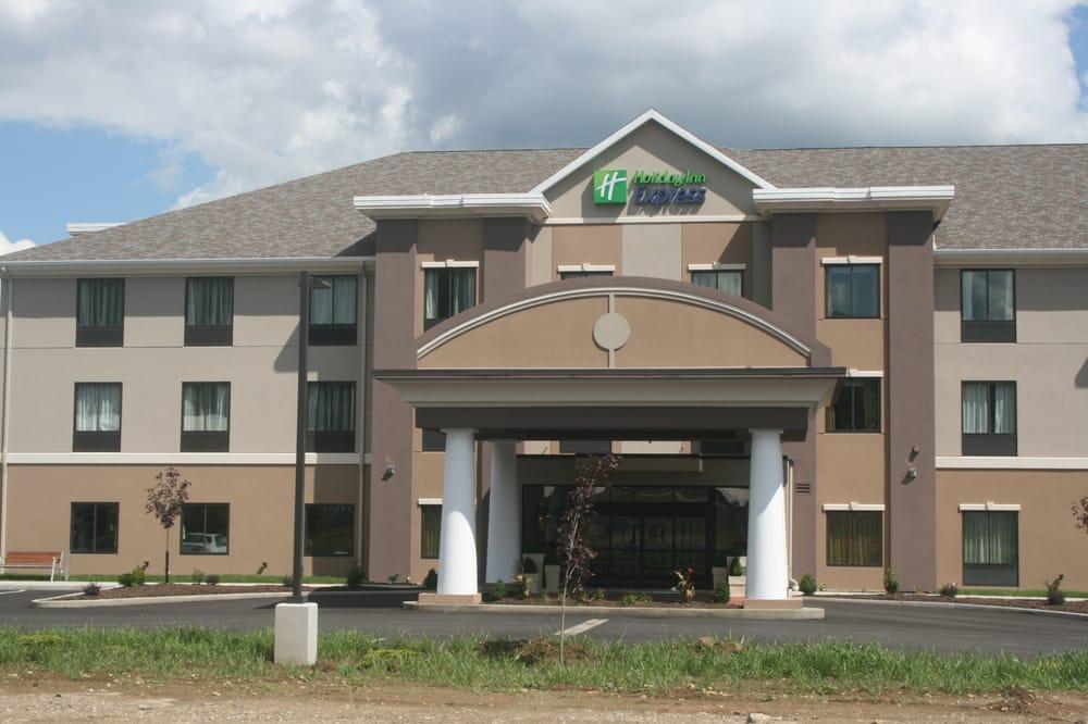 Holiday Inn Express Bradford: 30 Tarport Dr Extension, Bradford, PA