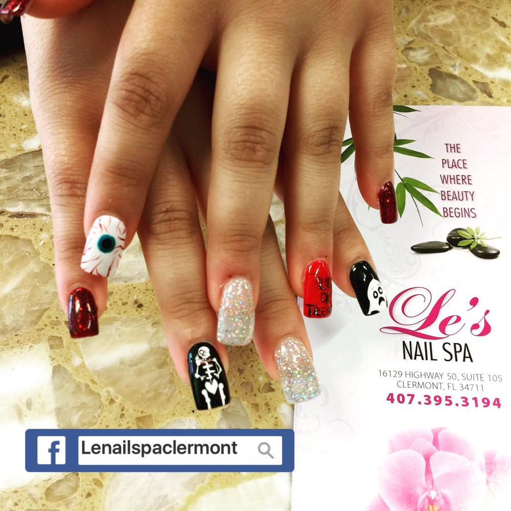 Dipping Powder on NATURE nails. Have no liquid, odor, UV light or ...