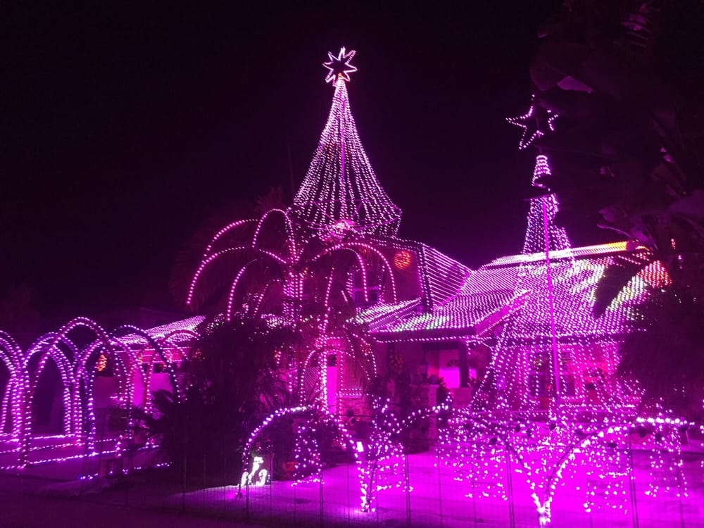 photo of fountain valley 56000 lights christmas house fountain valley ca united states - Fountain Valley Christmas Lights