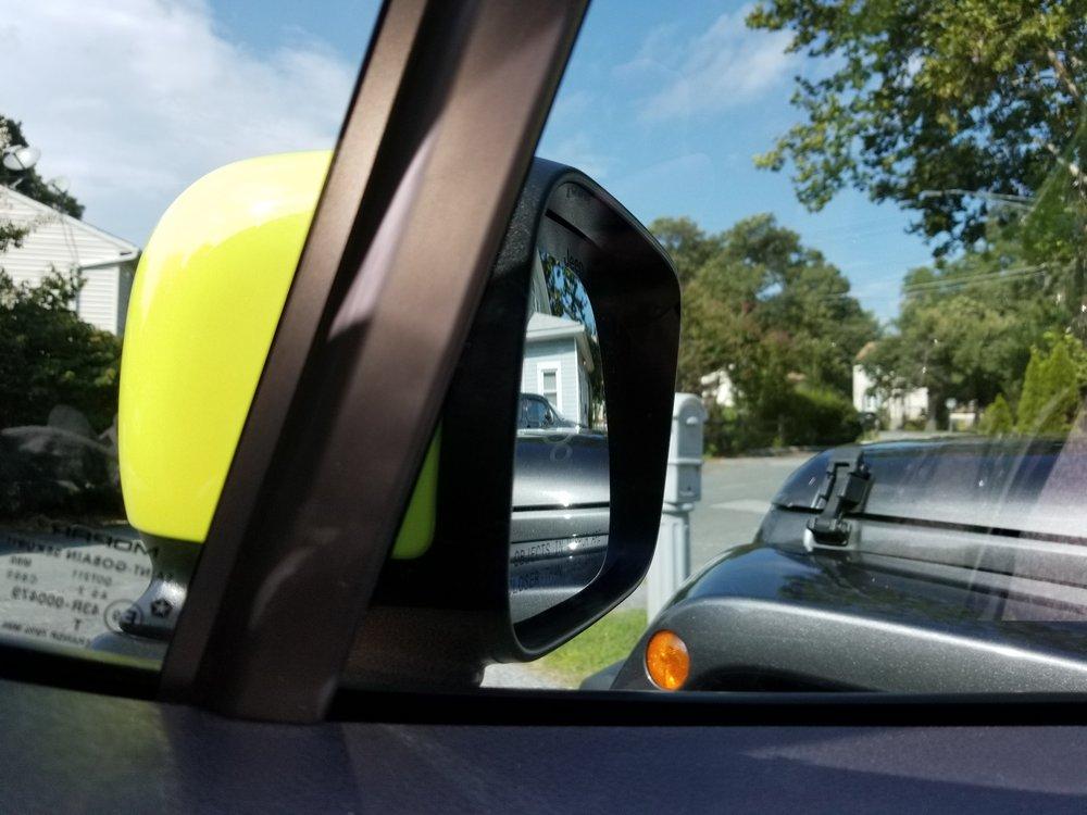Micro-Edge Window Tinting & Custom Exhaust