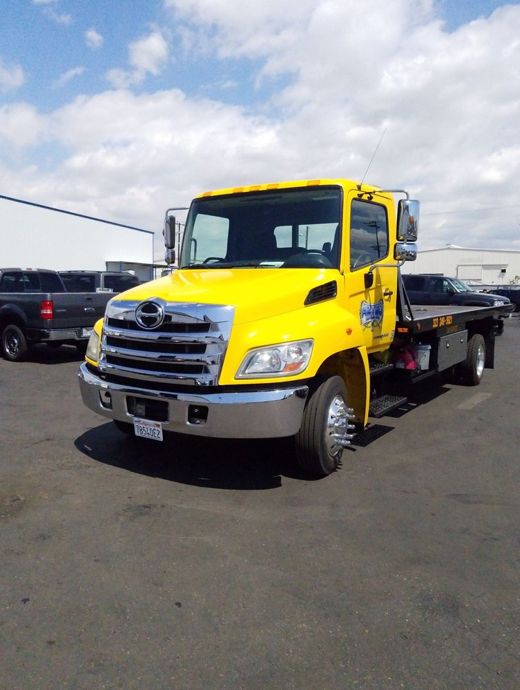 Towing business in Lynwood, CA