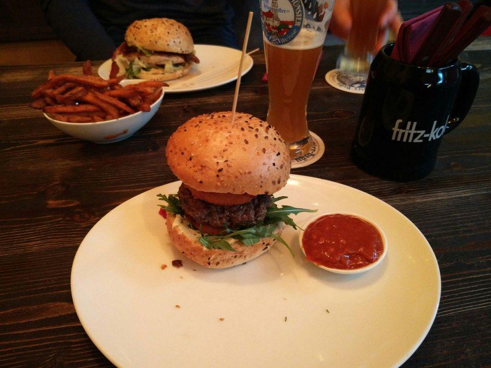 Effe Gold Burger Am Wörth 1 Freising Bayern