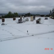 Captivating Commercial Flat Photo Of Allied Roofing Company   Santa Ana, CA, United  States.