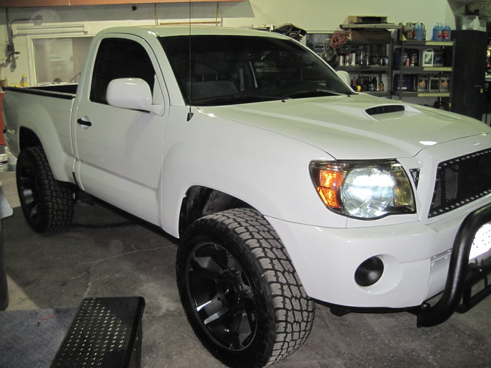 2008 TACOMA RT SIDE/// HOOD SCOOP AND WHEELS - Yelp