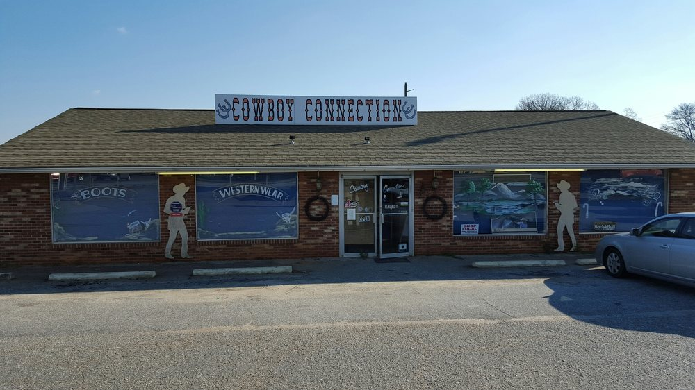 Cowboy Connection: 3218 Boiling Springs Rd, Boiling Springs, SC