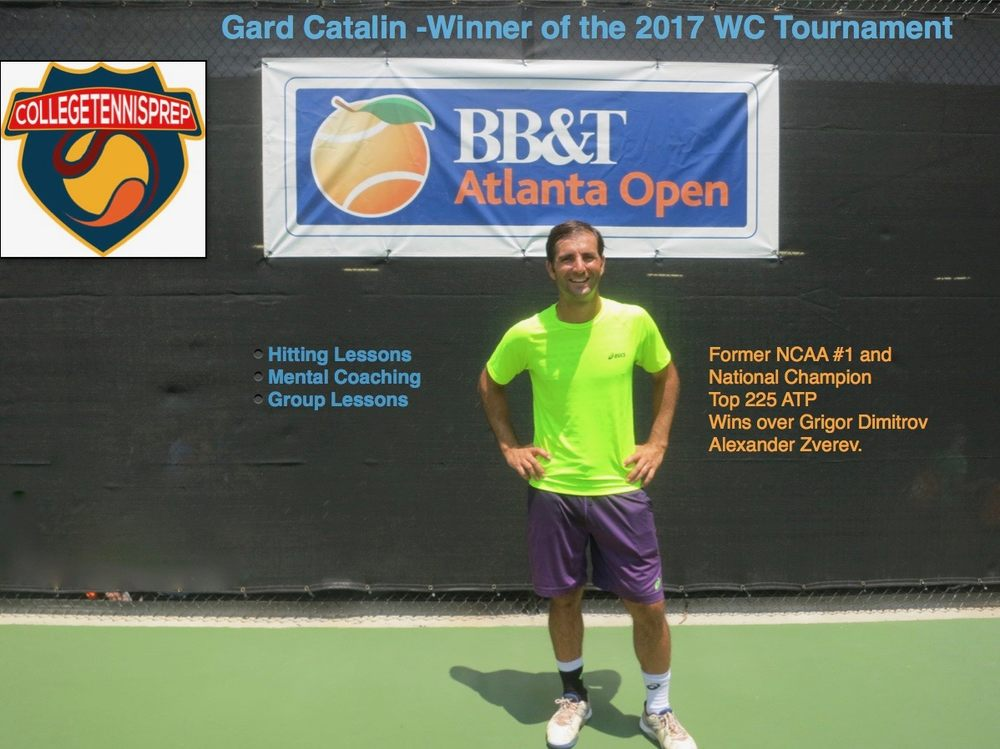 College Tennis Prep: 11435 Crossington Rd, Alpharetta, GA