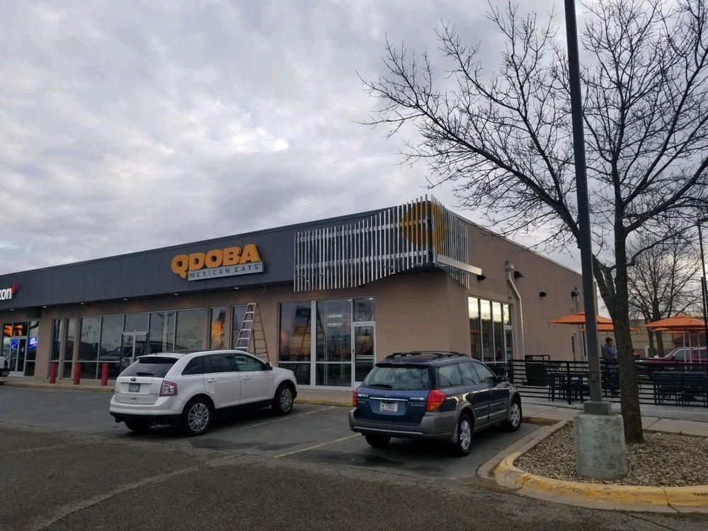 Qdoba Mexican Grill: 2522 Bridge Ave, Albert Lea, MN