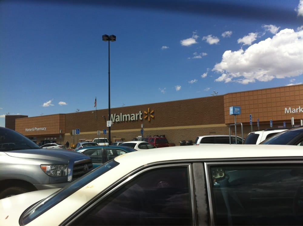 Walmart Supercenter: 1 I 25 Bypass, Belen, NM