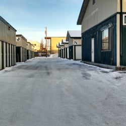 Photo Of Arctic Storage At Midtown   Anchorage, AK, United States. Drive  Aisle