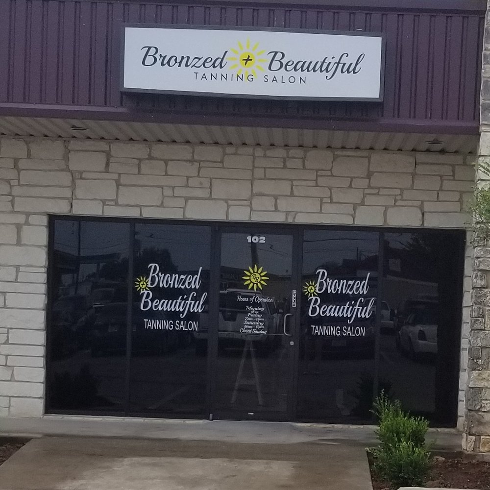 Bronzed and Beautiful Tanning Salon: 407 Old Springtown Rd, Springtown, TX