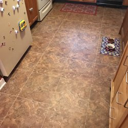 Photo Of Flooring Doctor   Langhorne, PA, United States. Our New Kitchen  Floor