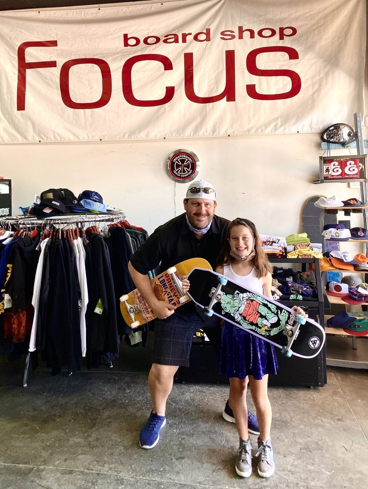 Focus Boardshop: 20025 Lake Forest Dr, Lake Forest, CA