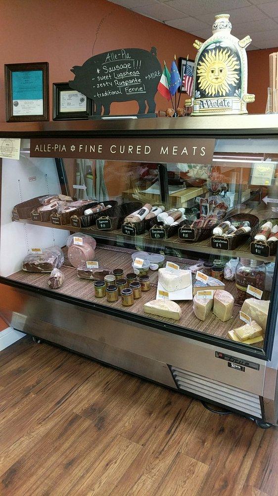 Alle-Pia Fine Cured Meats: 8390 El Camino Real, Atascadero, CA