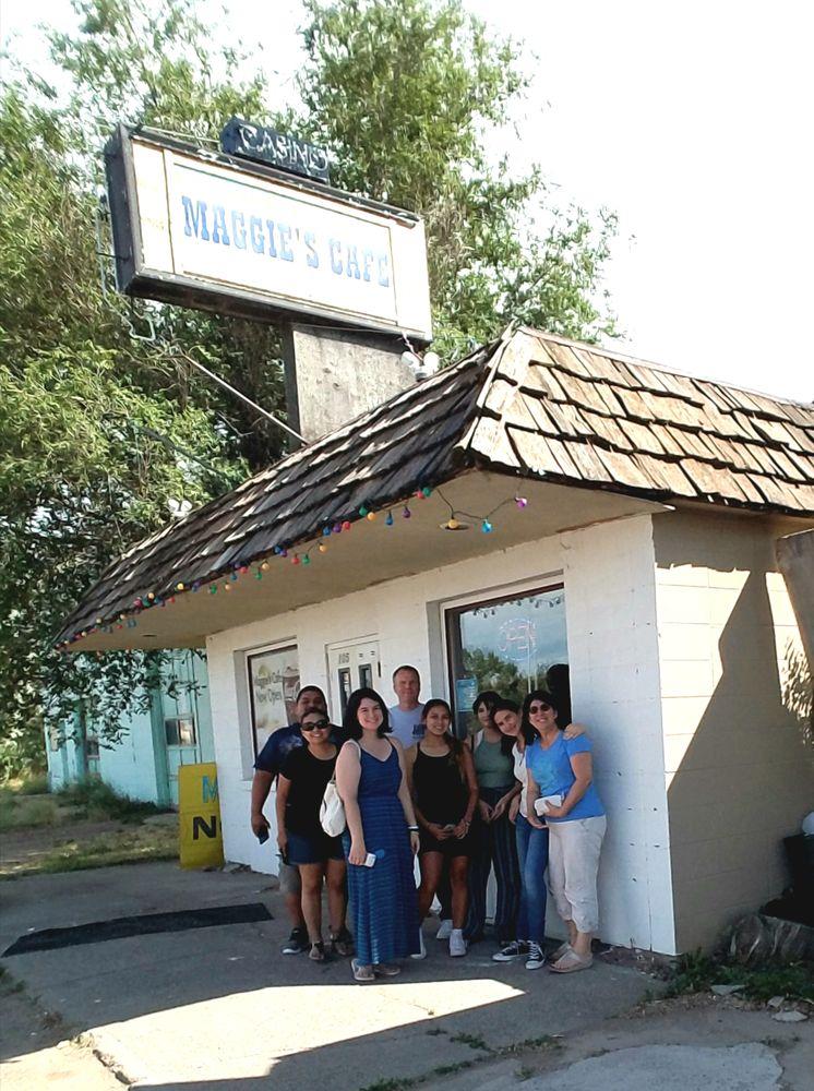 Maggie's Cafe: 105 Main St, Ashland, MT