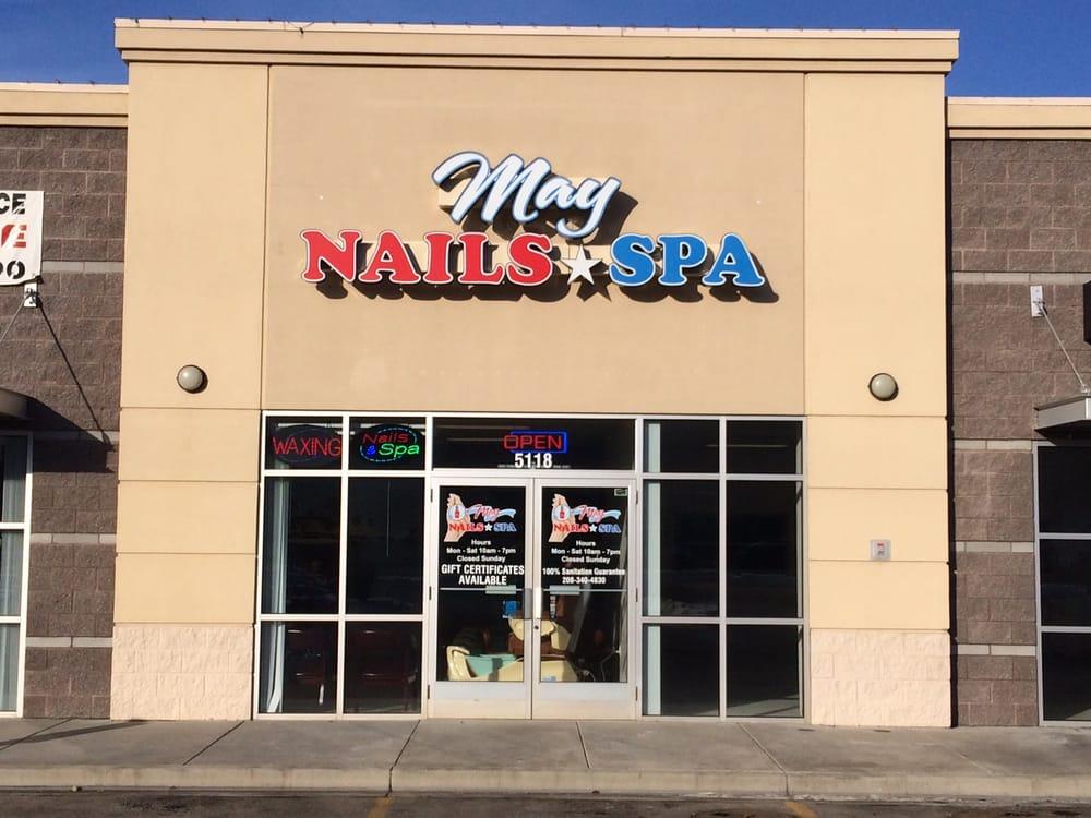 May Nails Spa Boise