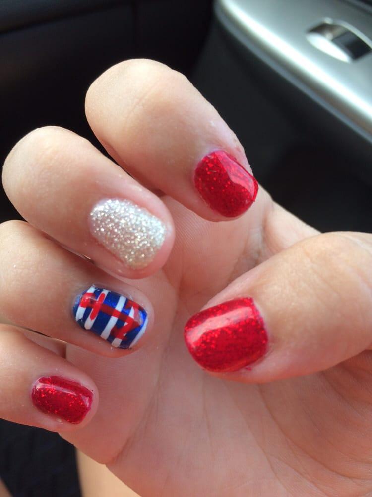 Photos for Q Nails At Bonsack Kroger - Yelp