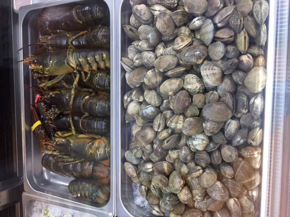 Neves Fish Market: 1475 Main St, Santa Clara, CA