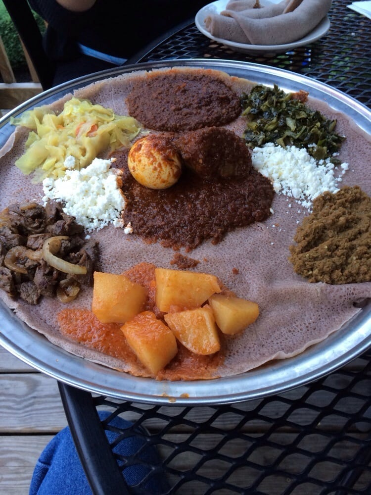 Meat combination yelp for Abol ethiopian cuisine silver spring md