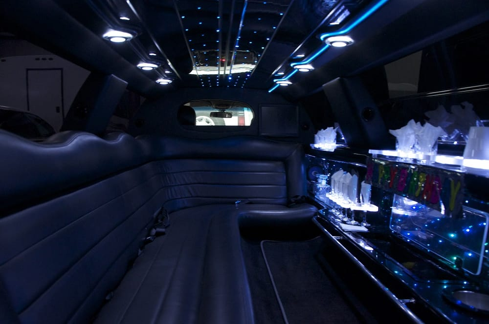 Lincoln Town Car Limo Interior Yelp