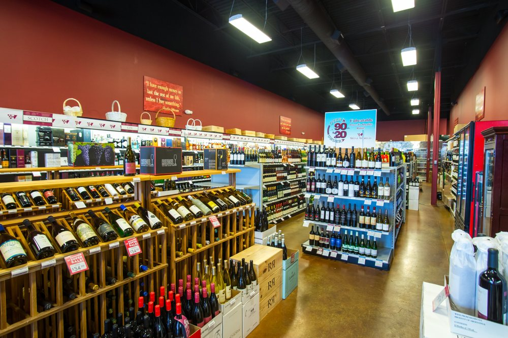 Wine World: 15600 Panama City Beach Pkwy, Unit 180, Panama City Beach, FL