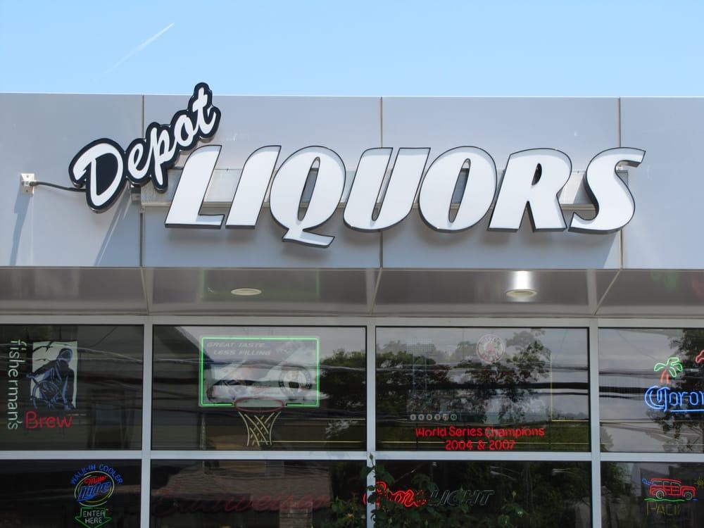 Social Spots from Depot Liquors