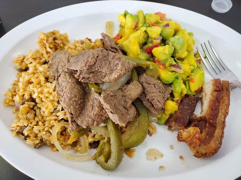 Caribbean Cafe And Restaurant: 105 S US Hwy 301, Tampa, FL