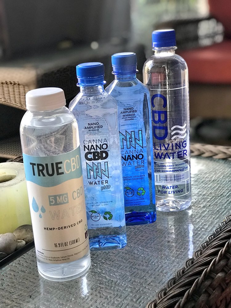 Start off your day by hydrating yourself with our variety of CBD