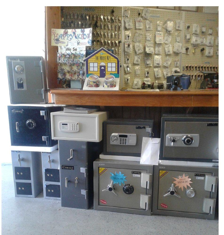 Charlotte County Safe & Lock: 2320 Tamiami Trl, Port Charlotte, FL