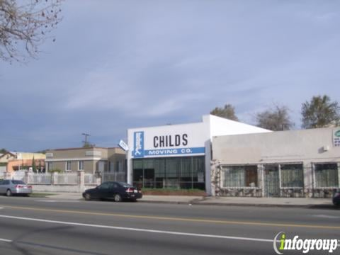 Childs moving 10 reviews removals 5531 york blvd for Moving from los angeles to new york