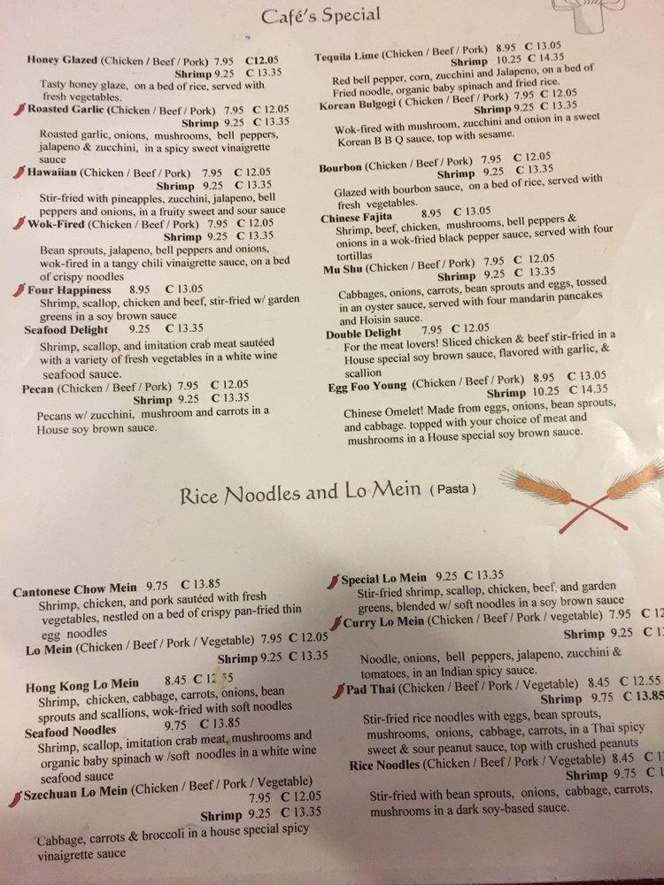 China Cafe: 480 E 141st St, Glenpool, OK