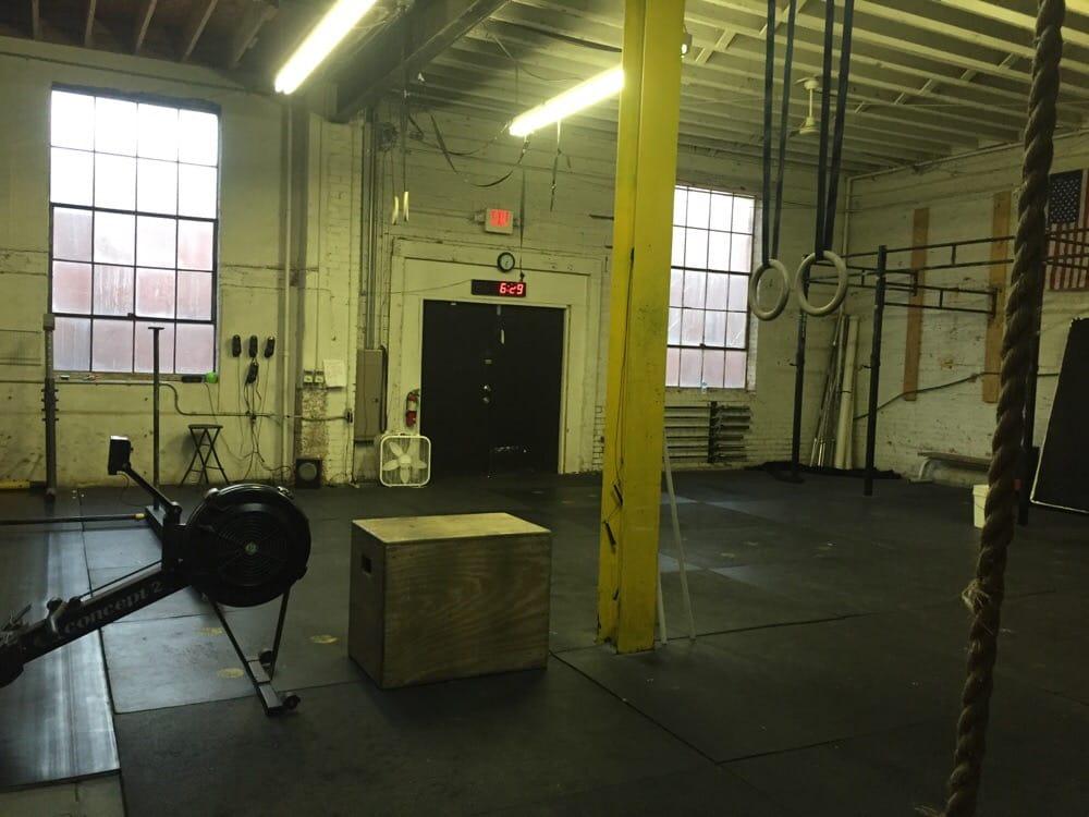 CrossFit 1017: 213 N Main St, Altus, OK