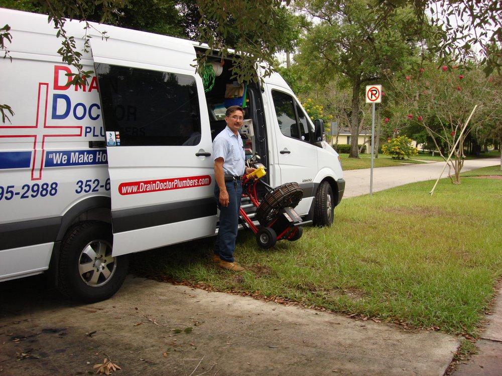 Drain Doctor Plumbing and Drain: 16761 Keene Rd, Umatilla, FL