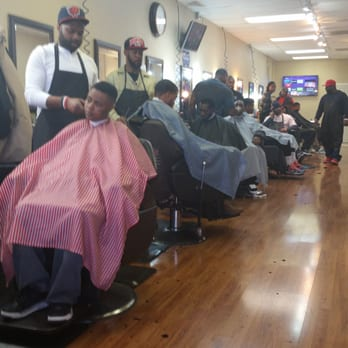 The Hook Up Barber Shop Mission Tx