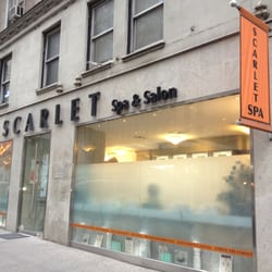 Scarlet spa salon closed 24 reviews nail salons for 24 hour salon nyc