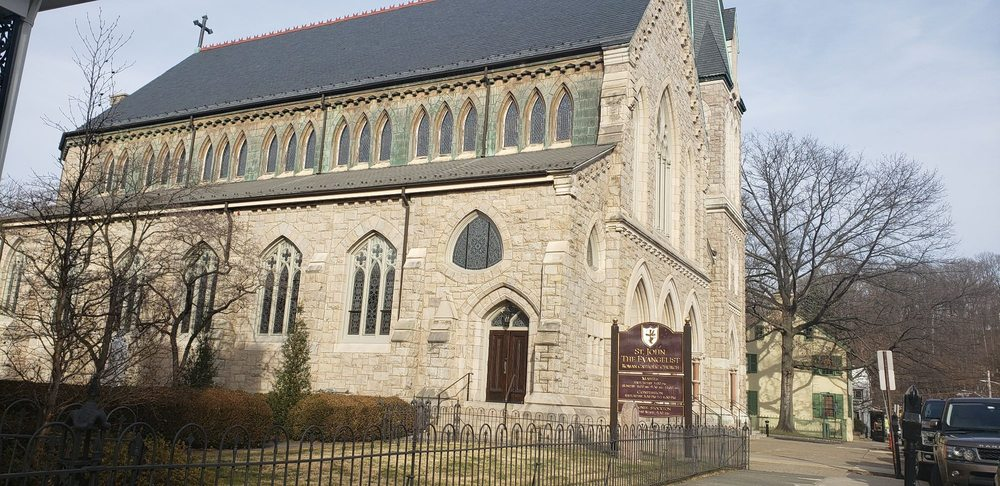 St John the Evangelist Roman Catholic Church: 44 Bridge St, Lambertville, NJ