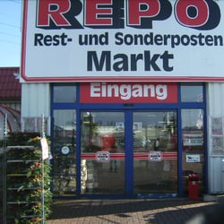 Repo Shopping Gewerbepark Ueckermünde Mecklenburg Vorpommern