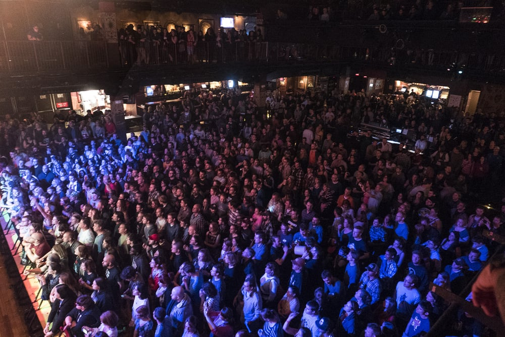 House of Blues Boston- Music Venue