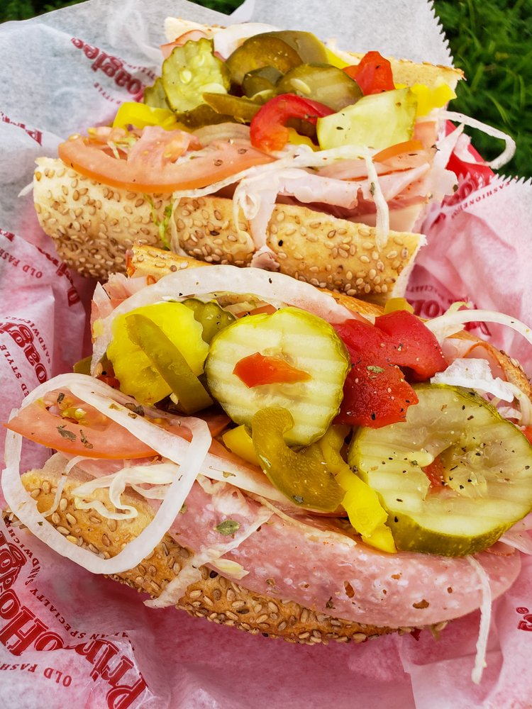 Food from PrimoHoagies