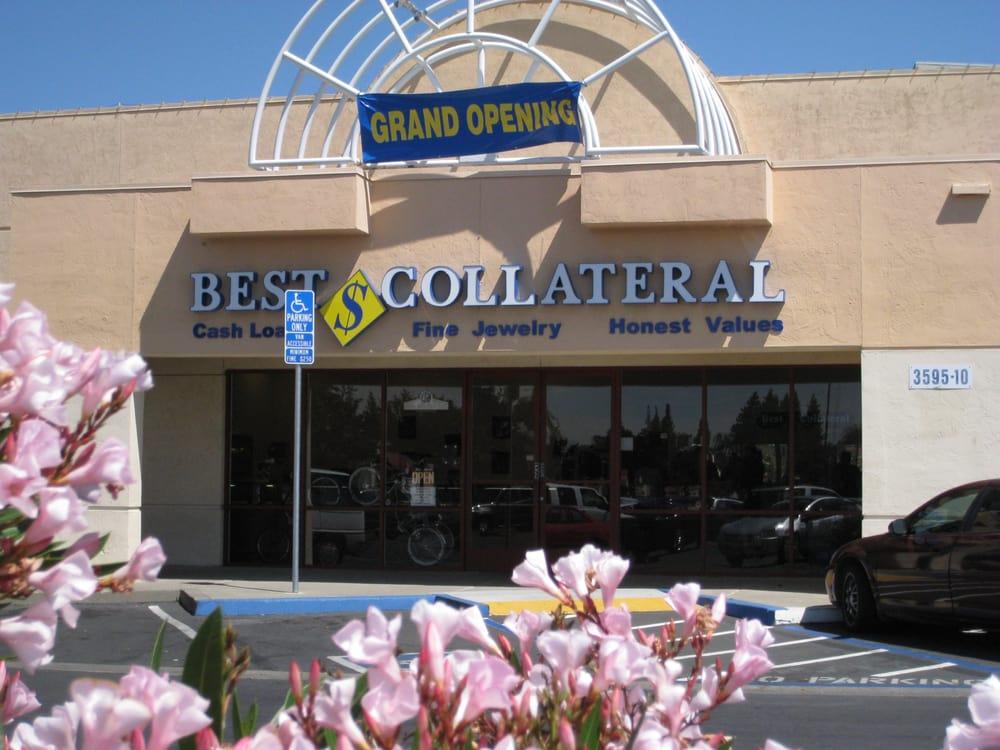 Best Collateral: 3595 Sonoma Blvd, Vallejo, CA