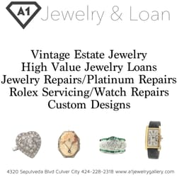 Photo Of A1 Jewelry Loan Culver City Ca United States We