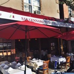 Photo Of San Gennaro Trattoria Restaurant Bar West Bronx Ny United States