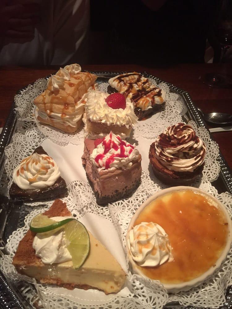 Dessert Tray Yelp