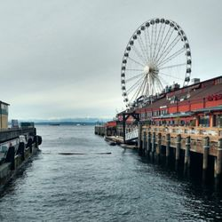 The Seattle Great Wheel 1490 Photos 579 Reviews Amut
