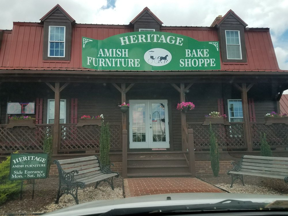 Heritage Amish Furniture